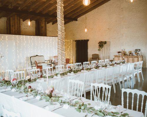 Mariage de Claire & Jérémy au Logis de La Grosse Pierre à Arces Sur Gironde, le 22 Août 2020.